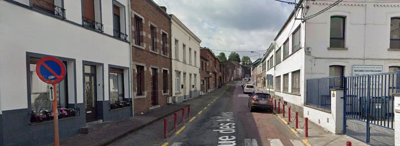 Info Travaux : rue des Alliés