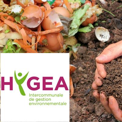 Apprenez à composter gratuitement grâce à Hygea !