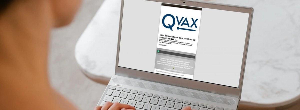 Covid-19 : Vaccination - Liste Qvax