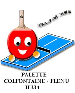 Palette Colfontaine Flénu H334