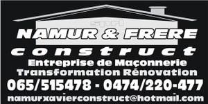 SPRL Namur Construct & Frère