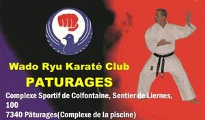 Wado Karate Club Pâturages