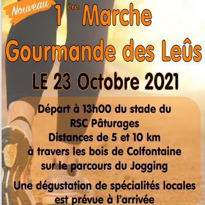 1ere Marche Gourmande des Leûs