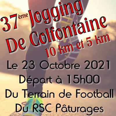37e Jogging de Colfontaine